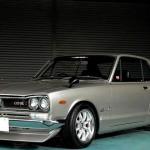 日産スカイライン(ハコスカ)GTRが見たい!由来や中古相場は?