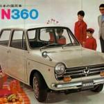 ホンダN360の写真が見たい!レーシングや復刻版は?中古も人気!